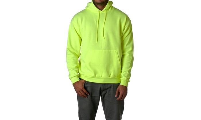 Hanes ComfortBlend EcoSmart Pullover Hoodie Sweatshirt P170-3