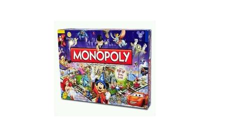Disney Theme Park Edition III Monopoly Game Disneyland da56fa36-fa6f-4242-af9d-c6c21c760c20