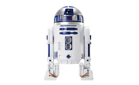 "Star Wars Big Figs Classic 18"" Deluxe Electronic R2-D2 Figure (31"" Sca 071fc3b4-efc1-4ce8-a8d1-243583aa2f18"