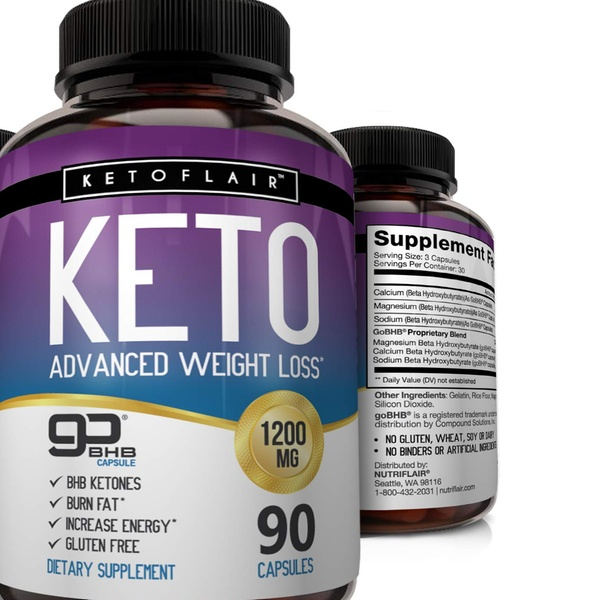 keto active pills