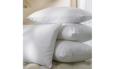 Down-Alternative Premium Bed Pillows: 4 Pack a36f52b2-ec43-4b77-9a44-fd56ff183308