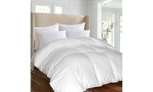 1000TC Egyptian Cotton Oversized Down-Alternative Comforter