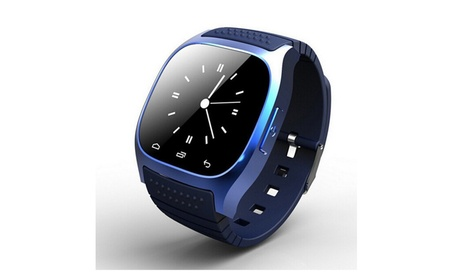 Mindkoo Stylish M26 Bluetooth Wrist Smart Watch Phone Mate Android IOS c9aa8921-de78-475d-b300-450e909eb3c1
