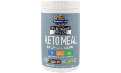 Dr. Formulated Keto Meal Balanced Shake