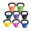 Body-Solid Vinyl Coated Kettle Bells Set of 5 to 20