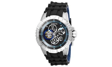 Invicta Pro Diver Men's Chronograph Silicone Watch 80eb9270-c4d4-4347-a136-7cfe79c9bb37