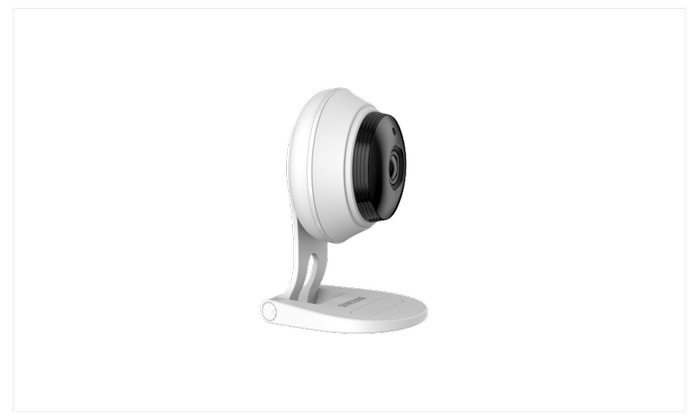 Samsung Wisenet SNH-C6417BN SmartCam 1080p Full HD Wi-Fi Camera
