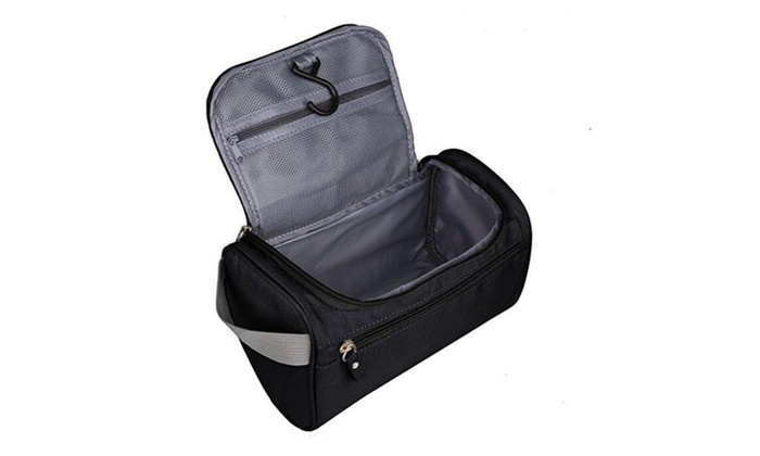 c4f6f60bde2 Makeup Travel Hanging Wash Bag Waterproof Toiletry Bag   Groupon