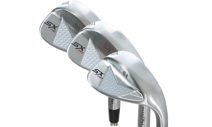 d06b07587879 Up To 73% Off on PowerBilt Golf SX-201 3-Piece...