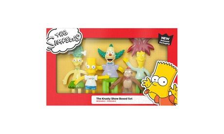 The Simpsons Krusty Show Boxed Set II (5-Piece) ef7fab93-d812-4a1c-9dbb-08842519f549