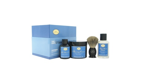 The Art of Shaving The 4 Elements of The Perfect Shave Kit - Lavender 9c4b4446-e45b-4c35-a602-d696892ddf72