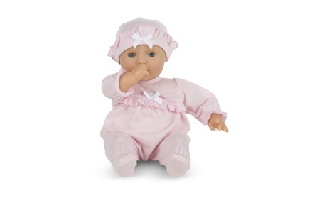 Melissa & Doug Mine to Love Jenna 12-Inch Soft Body Baby Doll With Rom 5d977896-ff45-4fee-9bb9-26d69109e3a5