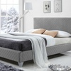 Harlow Quilted Platform Bed