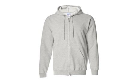 Gildan Heavy Blend Full Zip Hooded Sweatshirt 18600-1 571c8681-2523-439b-bb73-7ee509f7ad86