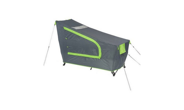 Ozark Trail Instant Tent Cot with Rainfly  sc 1 st  Groupon & Ozark Trail Instant Tent Cot with Rainfly | Groupon