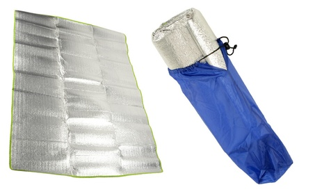 Exclusive Aluminum Foil Outdoor Picnic Blanket Sleeping Mat Cushion 5c7e0c27-a93b-487b-911c-a80124c1596b