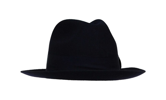 3598502a710 Stacy Adams Saw536-Navy4 1/Sa Cannery Row Wool Hat- Xl Hat   Groupon