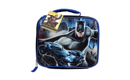 "Rectangular Batman v Superman Lunch Bag - 8.3"" aa39314e-bae3-43f5-bde0-d92374b2d3c3"