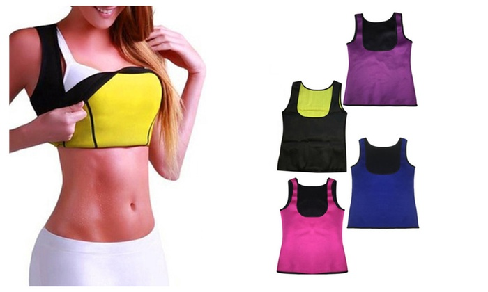 New Fat Burning Breast Care Body Sculpting Clothing Abdomen Fitness