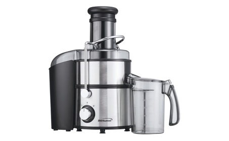Brentwood JC-500 2-Speed 700w Juice Extractor with Graduated Jar photo