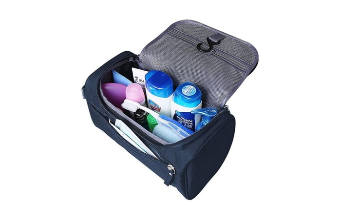 Waterproof Men and Women Portable Cosmetic Bags Large Storage Organize