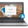 """HP Touchscreen Chromebook 11.6"""" IPS HD WLED Backlit Screen (Refurb)"""