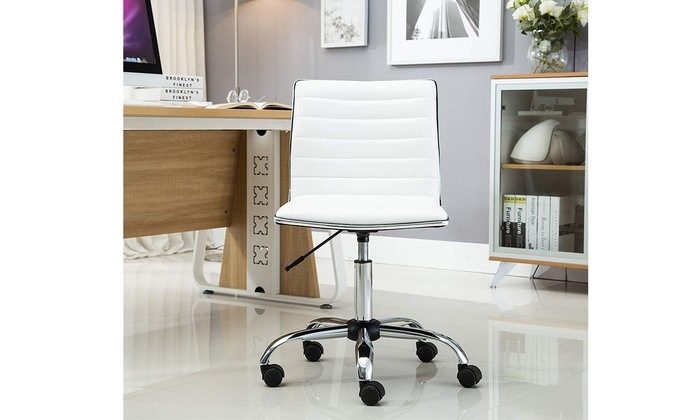 Up To 61 Off On Soft Home Office Chair Leathe Groupon Goods