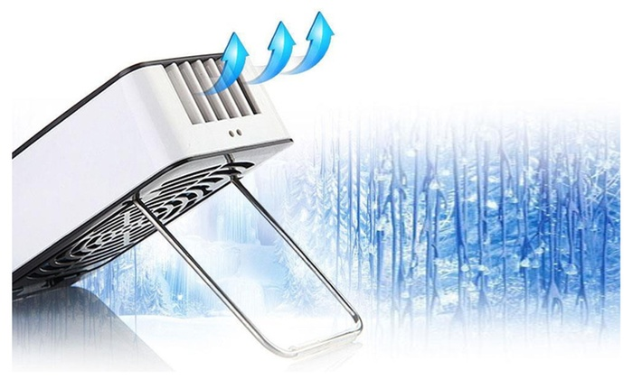 Mini Cooli Portable Handheld USB Fan Cooler Air Conditioner