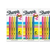 12 Sharpie Accent Pocket-Style Highlighters, Narrow Chisel Tip, Assorted