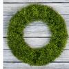 Pure Garden Grass Wreath - 20 inch Round