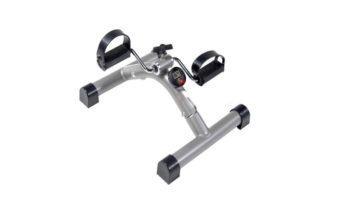 Portable Folding Exercise Bike Under Desk Fat Loss Cycle