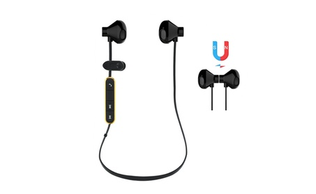 PROMIC Wireless Bluetooth Headphones, Magnetic Stereo Earbuds a4e14914-a306-4183-90c6-26260e299626
