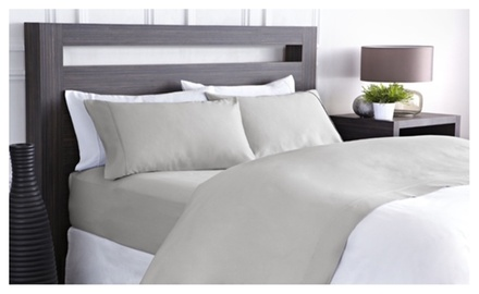 1200 Thread Count Egyptian Cotton Rich 4 Piece Sheet Set