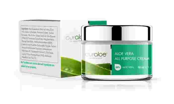 Aloe Vera Juice Uses: Curaloe All Purpose Cream