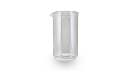 BonJour 8-Cup French Press Replacement Glass Carafe 399de231-3e10-464a-add2-f853a1b95b4d