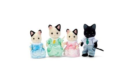 International Playthings Calico Critters - Tuxedo Cat Family 3b84cb17-781f-43b0-b980-6e5cef46f471
