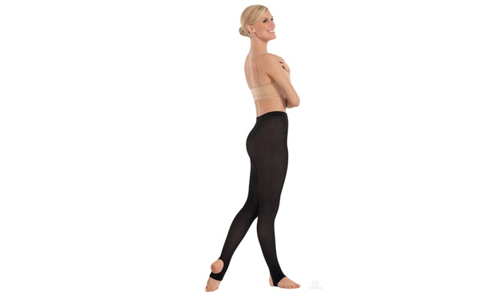 Intimates by EuroSkins Non-Run Stirrup Tights
