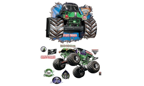 Monster Jam 3D Giant Decals and Wall Burst Kit 392a823d-3a14-45d9-b34f-ec914c471e15