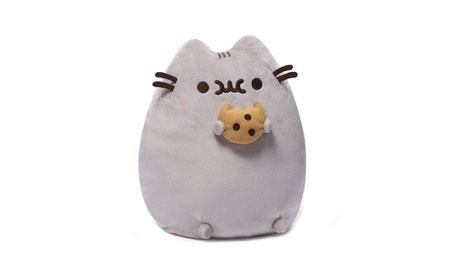 Pusheen Plush with Cookie 9718b5d8-17d2-4695-9b5c-8e6019a407a3
