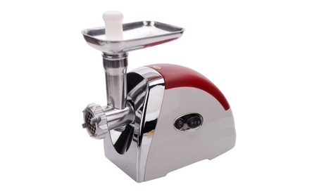 Electric Meat Grinder Meats Mincer Sausage Stuffing Tubes photo