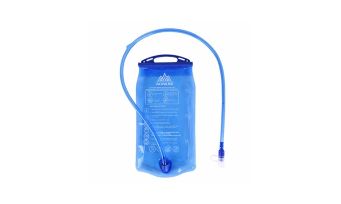 Water Bag Outdoor 3L Hydration System Pack Climbing Bladder
