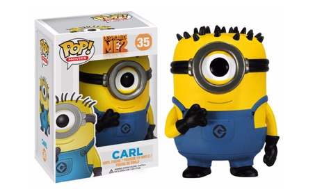 Funko Despicable Home Decor Me 2 Movie Carl Pop! Vinyl Figure 52c10458-4247-42be-a743-64824f89e86a