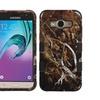 Insten Hard Hybrid Case For Samsung Galaxy Amp Prime/j3 (2016) Vines