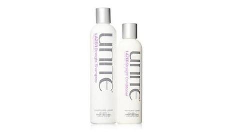 UNITE Hair Lazer Straight Shampoo 10 oz & Conditioner 8 oz DUO f477cacb-f2e2-41d4-86ec-7e3de086a88a
