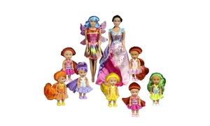 Fairly Odd Trollkins Dolls