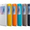 Samsung Galaxy S6 edge+ Case S-View Flip Cover Folio (White)