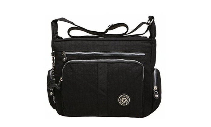 Women's Casual Shoulder Bags Waterproof Cross Body Handbags