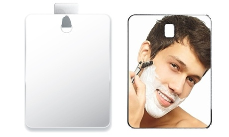 Fog Free Bathroom Shaving And Vanity Mirror