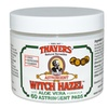 Thayers Witch Hazel with Aloe Vera - 60 Pads (Pack of 1)