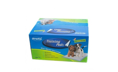Housebreaking Training Pads Floor Protection Dog Puppy Obedience Pads